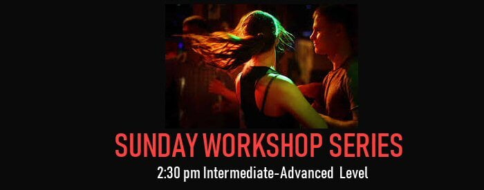 2:30 pm Sunday Upper Level Workshops