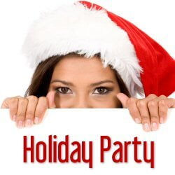 Holiday Salsa & Swing Dance Party