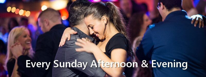 Sunday swing and salsa dances raleigh